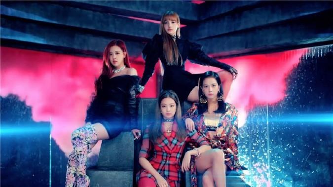 Black Pink trở thành nhóm nhạc đầu tiên của Kpop có MV đạt 1 tỉ view với DDU DU DDU DU