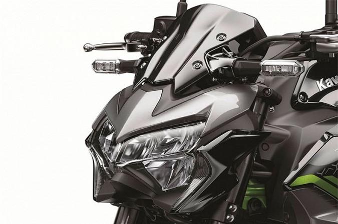 Chi tiet Kawasaki Z900 2020 vua trinh lang hinh anh 5