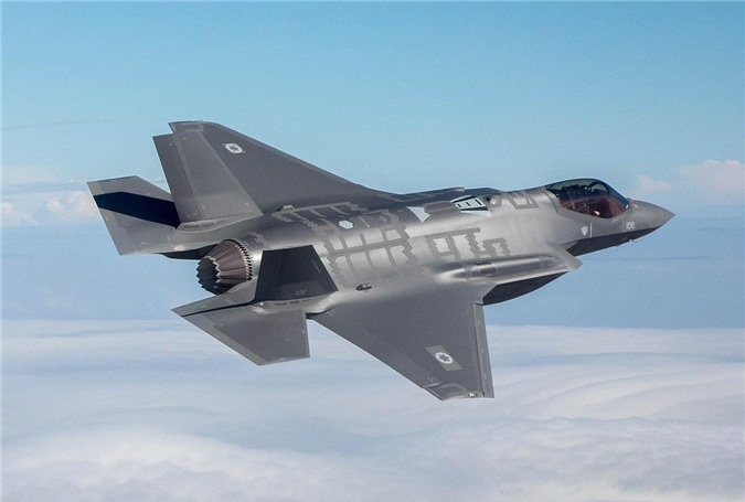 My dua hang loat tiem kich F-35 den Israel, Iran chuan bi