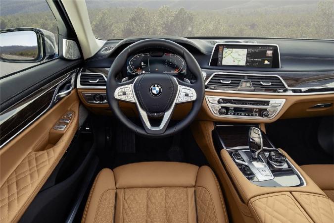 Xem truoc BMW 7-Series 2020 sap ra mat tai Viet Nam-Hinh-6