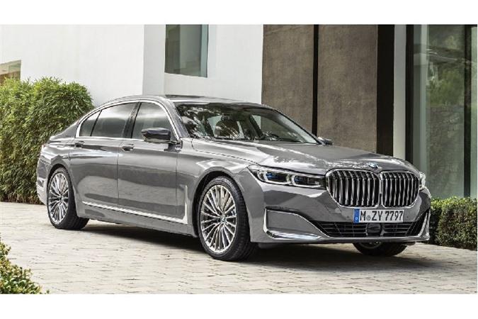 Xem truoc BMW 7-Series 2020 sap ra mat tai Viet Nam-Hinh-8