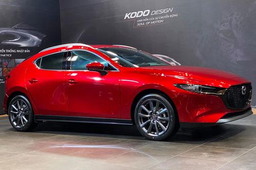 Mazda 3 2020. Ảnh: Thethao247.