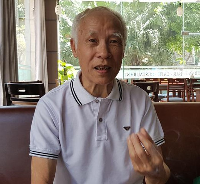 Đại tá Trần Ngọc Long - Trưởng ban liên lạc CCB Trung đoàn 48 - Thạch Hãn, người kiên trì tố cáo hành vi mạo nhận chiến công, lừa đảo trục lợi của ông Lê Xuân Tánh.