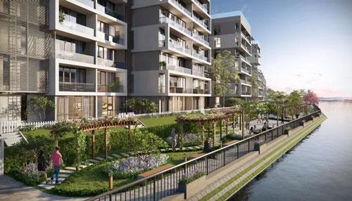 Phối cảnh dự án Panomax River Villa với số lượng căn hộ giới hạn, chỉ 83 căn.
