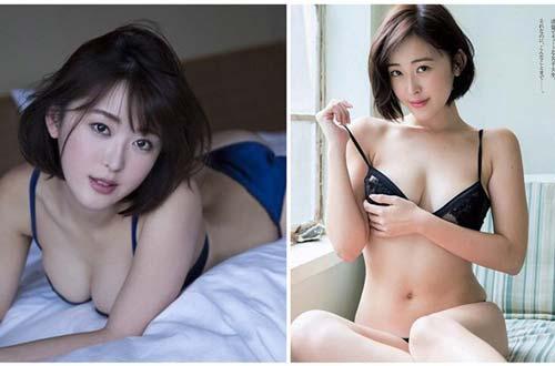 Hot girl siêu vòng một của Nhật Bản bất ngờ trở nên nổi tiếng trên mạng xã hội