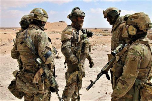 Lính đặc nhiệm Nga tại chiến trường Syria; Nguồn: funnyjunk.com