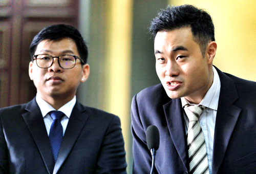 Đại diện Grab bác lời cáo buộc không có căn cứ pháp luật của Vinasun