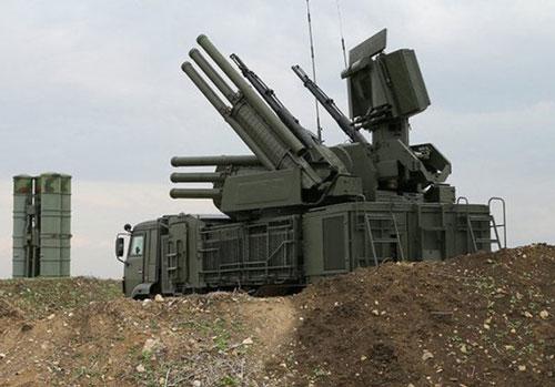 """Pantsir-S1 quá """"phế"""" ở chiến trường Syria, Nga dồn sức tạo phiên bản mới"""