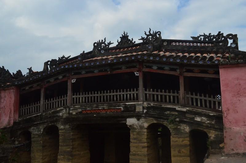 Chùa Cầu là biểu tượng nổi tiếng của phố cổ Hội An.