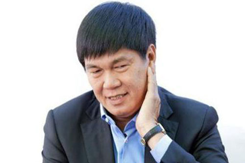 Ông Trần Đình Long - Chủ tịch Hoà Phát.