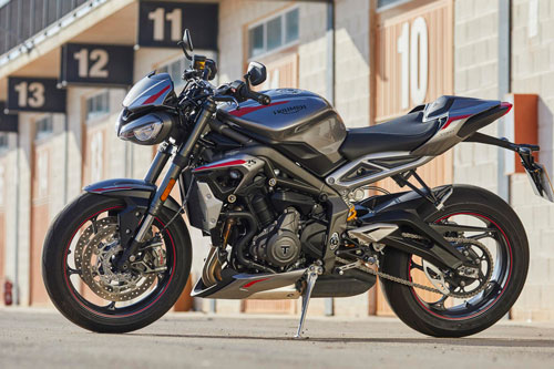 1. Triumph Street Triple RS 2020.