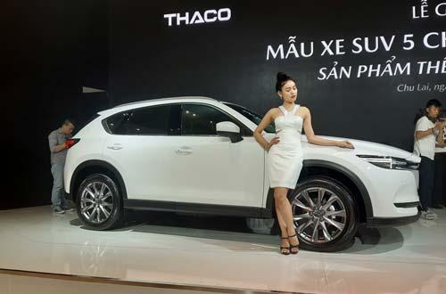 Mazda CX-5 giảm giá mạnh.