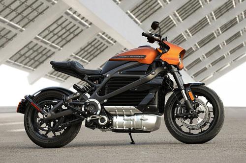 4. Harley Davidson LiveWire 2020.