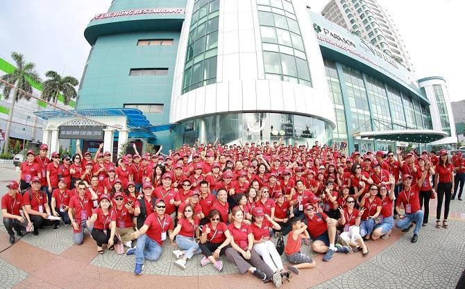 """""""Hội nghị đỉnh cao"""" của BNI Việt Nam quy tụ hàng ngàn chủ doanh nghiệp thành viên trong nước và khách mời quốc tế (Ảnh: TL)"""