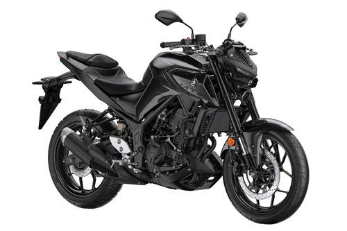 6. Yamaha MT-03 2020.