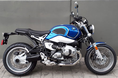 8. BMW R nineT/5 2020.