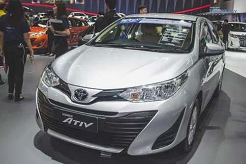 Toyota Vios 2020 giá 380 triệu có gì để đấu Hyundai Accent, Honda City?
