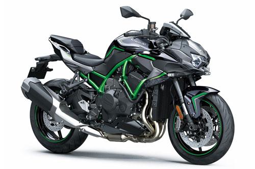 9. Kawasaki Z H2 2020.