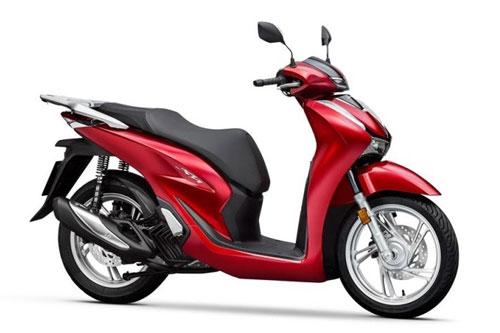 Honda SH 125i 2020.