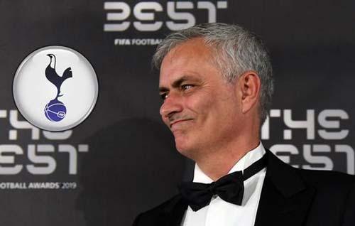 Mourinho hào hứng dẫn dắt Tottenham - Ảnh: Daily Express.