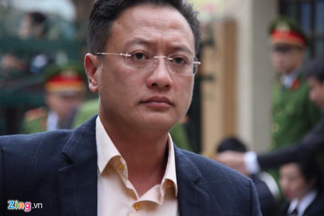 Bị cáo Đỗ Anh Tuấn (Giám đốc Cty CP Dược Thiên Sơn). (Ảnh: Zing)