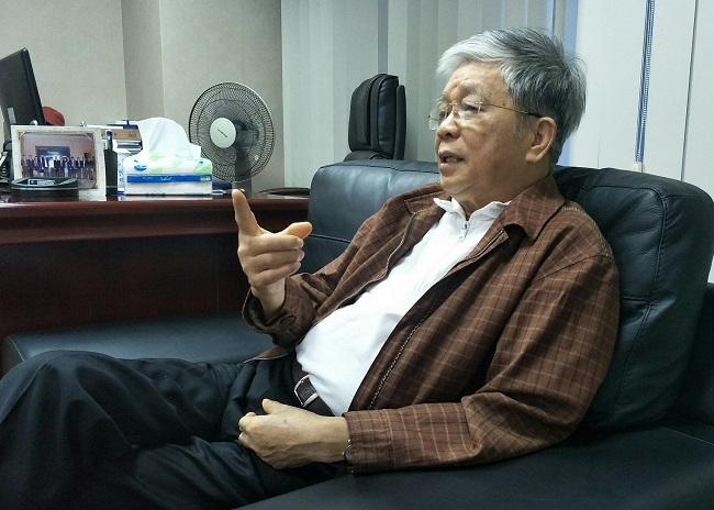 """Ông Phan Thế Ruệ nhấn mạnh: """"Đề nghị bỏ hẳn NĐ 83/CP và thay bằng một Nghị định mới vì có còn bao cấp nữa đâu""""."""