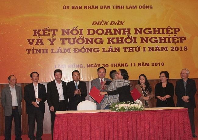 """Doanh nghiệp tỉnh Lâm Đồng đa số vẫn là doanh nghiệp nhỏ và vừa nên rất cần được """"hà hơi tiếp sức"""" để định vị và phát triển (Ảnh: VH)"""