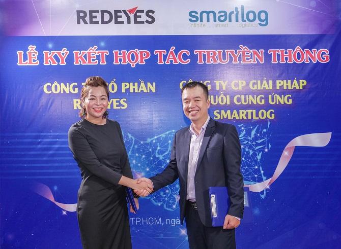 Smartlog và Redeyes có sự tương đồng về Tầm nhìn - Sứ mệnh, đồng thời là doanh nghiệp có uy tín, có đội ngũ trẻ và nhiệt huyết (Ảnh: TL)