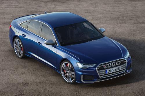 2. Audi S6 2020.