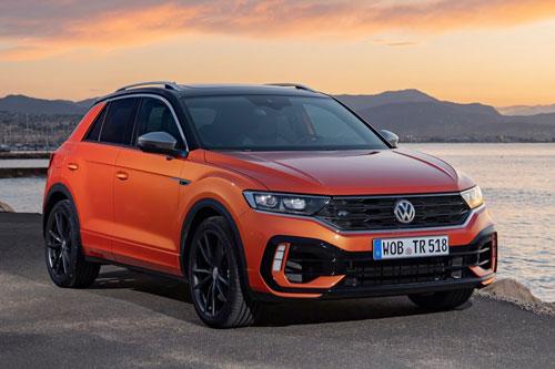 6. Volkswagen T-Roc R.