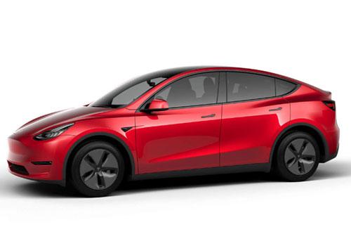 8. Tesla Model Y.