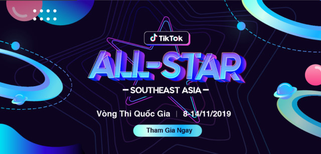 Ngôi Sao TikTok Đông Nam Á, TikTok mang đến một sân chơi sáng tạo nhằm khai phá và ươm mầm tài năng tại Việt Nam và trong khu vực.