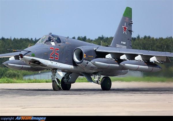 Su-25 san sang doi bom neu luc luong quan canh Nga bi tan cong-Hinh-19