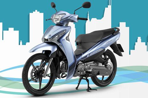 Yamaha Finn 2019.