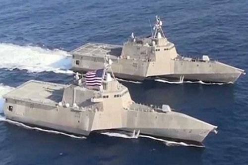 Lầu Năm Góc thừa nhận, chiến hạm Mỹ sử dụng nhiều thiết bị, linh kiện mua của Nga và Trung Quốc
