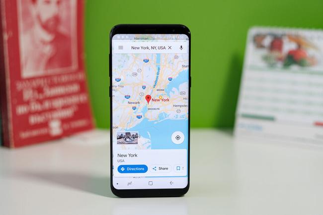 Google Maps là một trong số những ứng dụng bản đồ được sử dụng phổ biến hiện nay