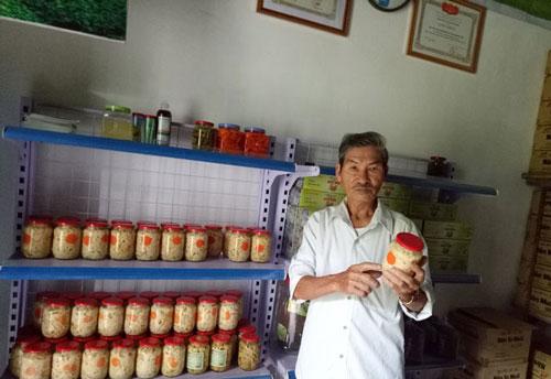 HTX Núi Trà thúc đẩy nông thôn mới