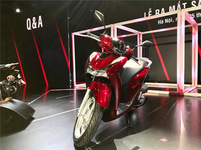 Honda SH 150i 2020.