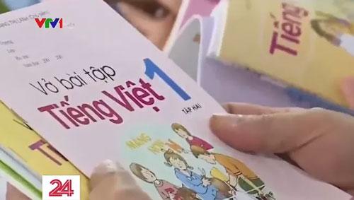 Chiều 22/11, Bộ Giáo dục chính thức công bố sách giáo khoa lớp 1 mới