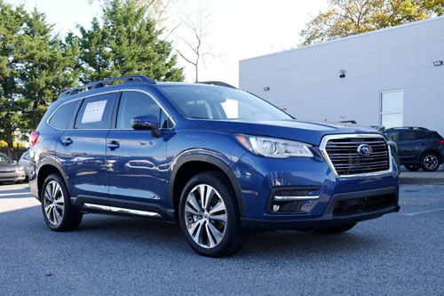 Subaru Ascent Limited 2020.
