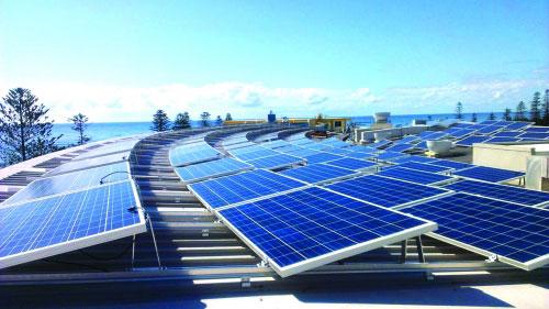 Việt Nam dẫn đầu Đông Nam Á về công suất điện mặt trời