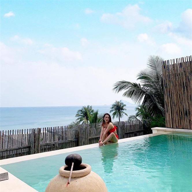 Bảo Thanh lại khiến dân mạng phát 'sốt' với ảnh bikini gợi cảm - ảnh 3