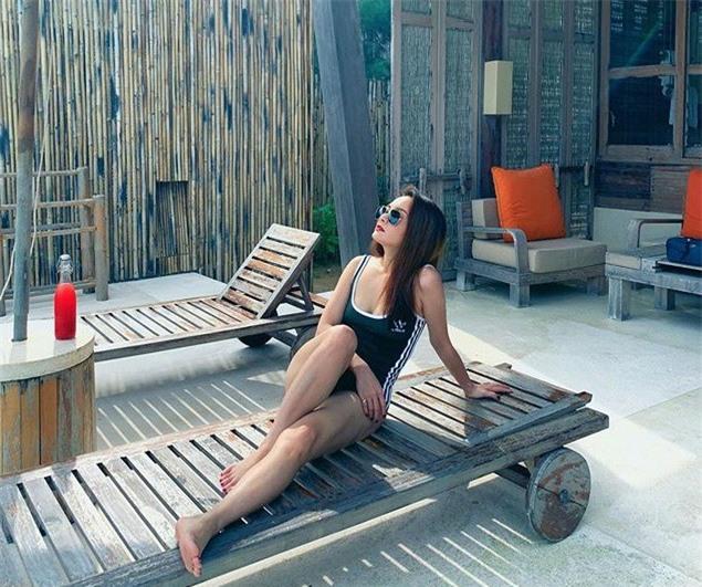 Bảo Thanh lại khiến dân mạng phát 'sốt' với ảnh bikini gợi cảm - ảnh 5