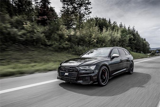 Choang ngop voi ban do ABT cua Audi S6 Avant 2020