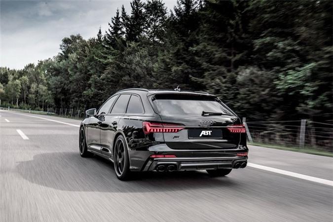 Choang ngop voi ban do ABT cua Audi S6 Avant 2020-Hinh-3