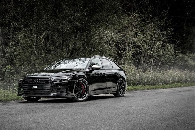 Choang ngop voi ban do ABT cua Audi S6 Avant 2020-Hinh-6