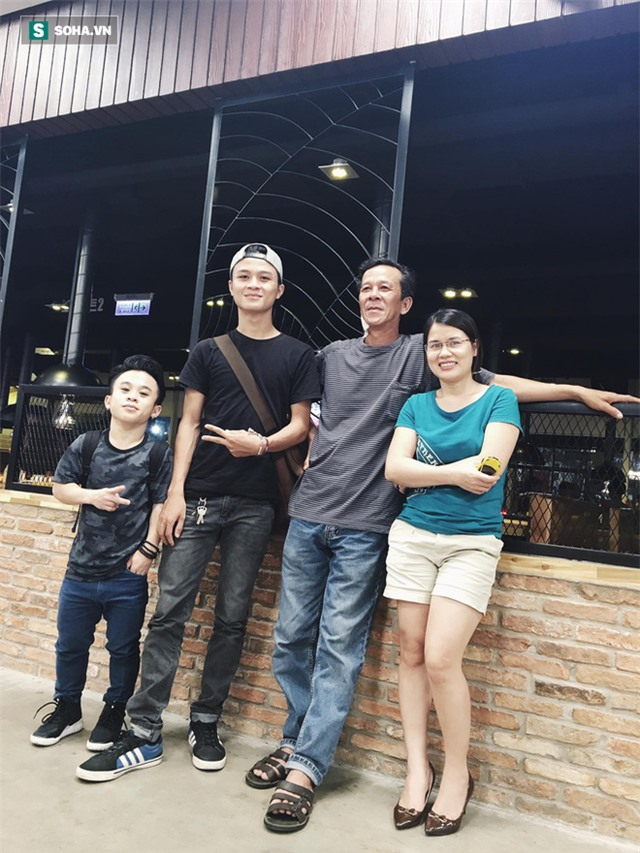 Diễn viên lùn nhất VN, chỉ cao 1m26: Tôi không muốn bạn gái và gia đình cô ấy bị tổn thương - Ảnh 4.