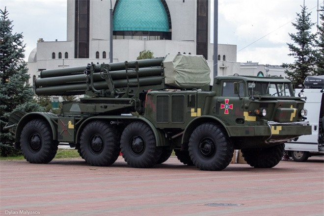 Houthi dung phao phan luc BM-27 na mua dan lam dong minh My khiep via-Hinh-13