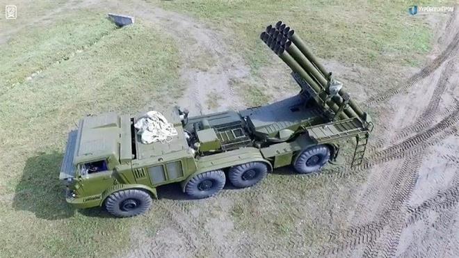 Houthi dung phao phan luc BM-27 na mua dan lam dong minh My khiep via-Hinh-14