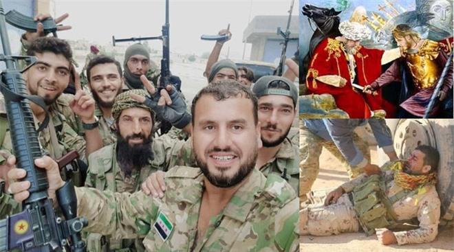 Khúc xương khó nuốt ở bắc Syria: Sultan Thổ gục ngã trước QĐ Syria và người Kurd? - Ảnh 5.